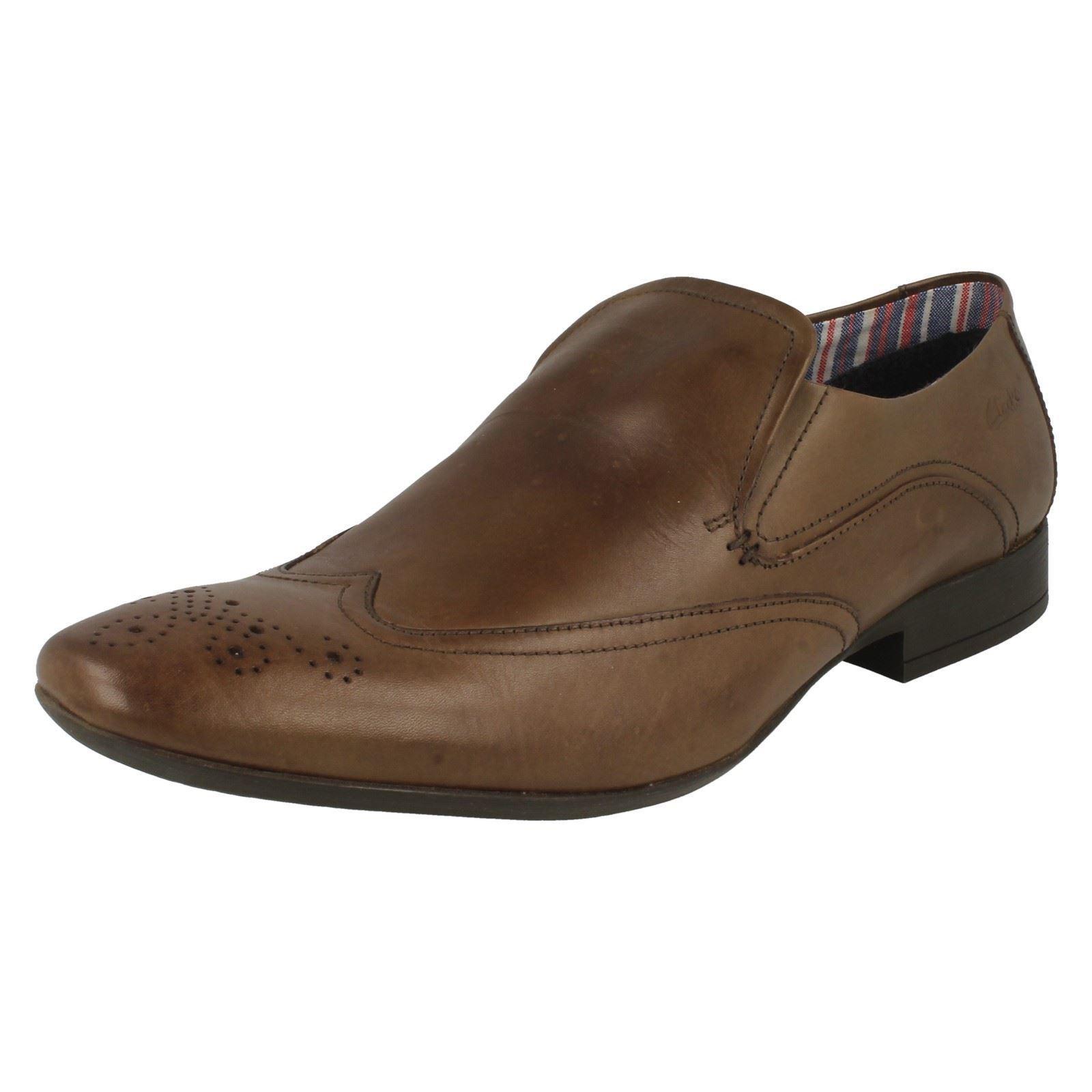 Men's Calrks Smart Shoes Glint City