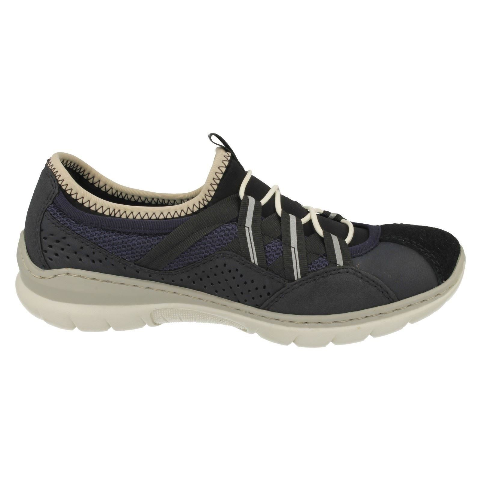 Ladies Rieker Trainers Label L3256