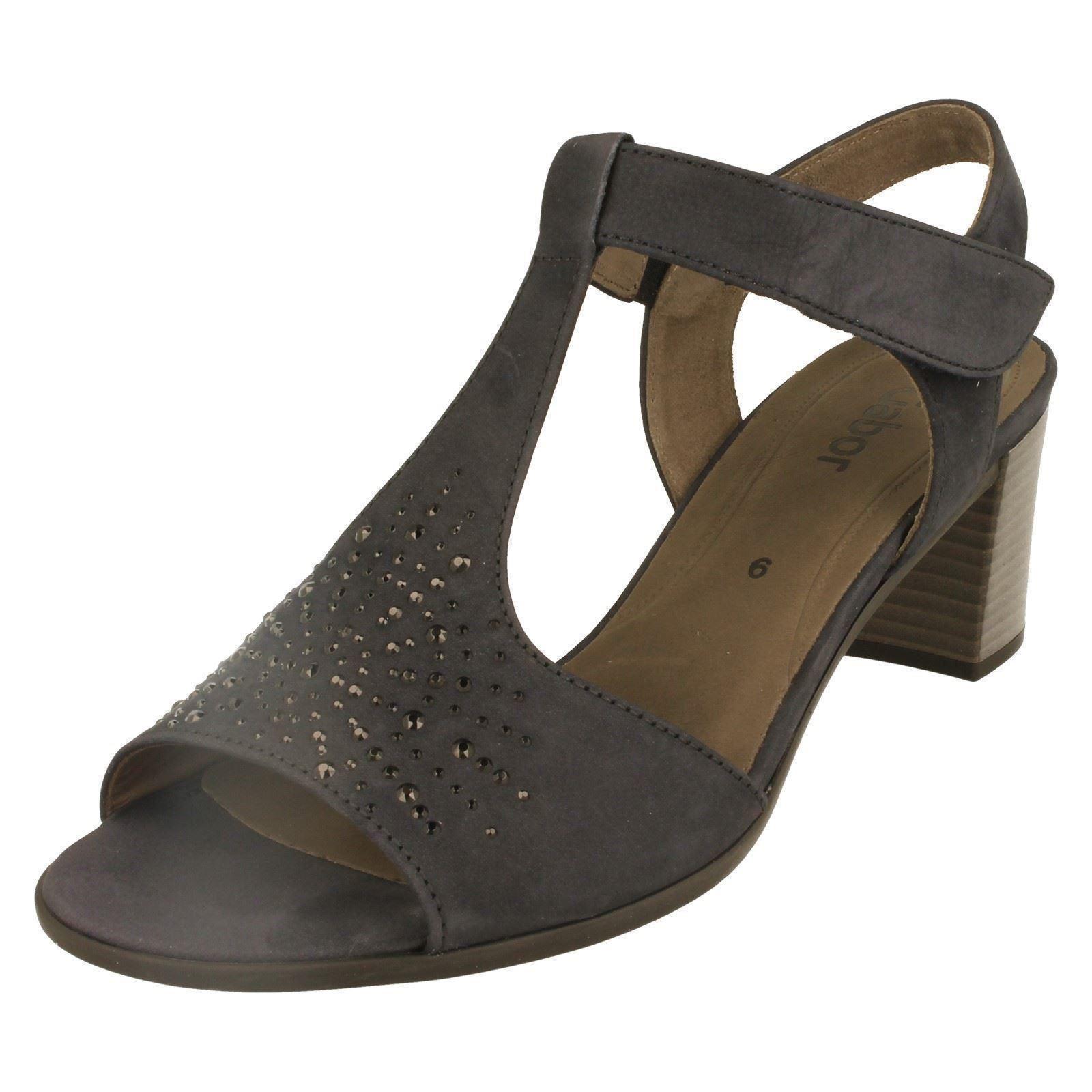 Gabor Shoes Grey Ladies