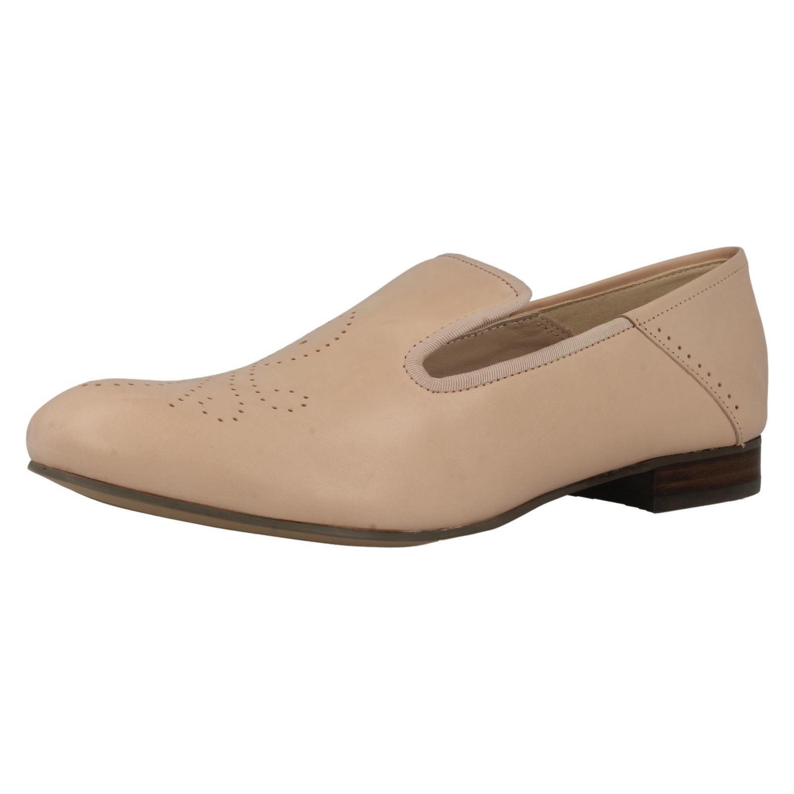 mesdames clarks glisse sur les les les chaussures de loisirs