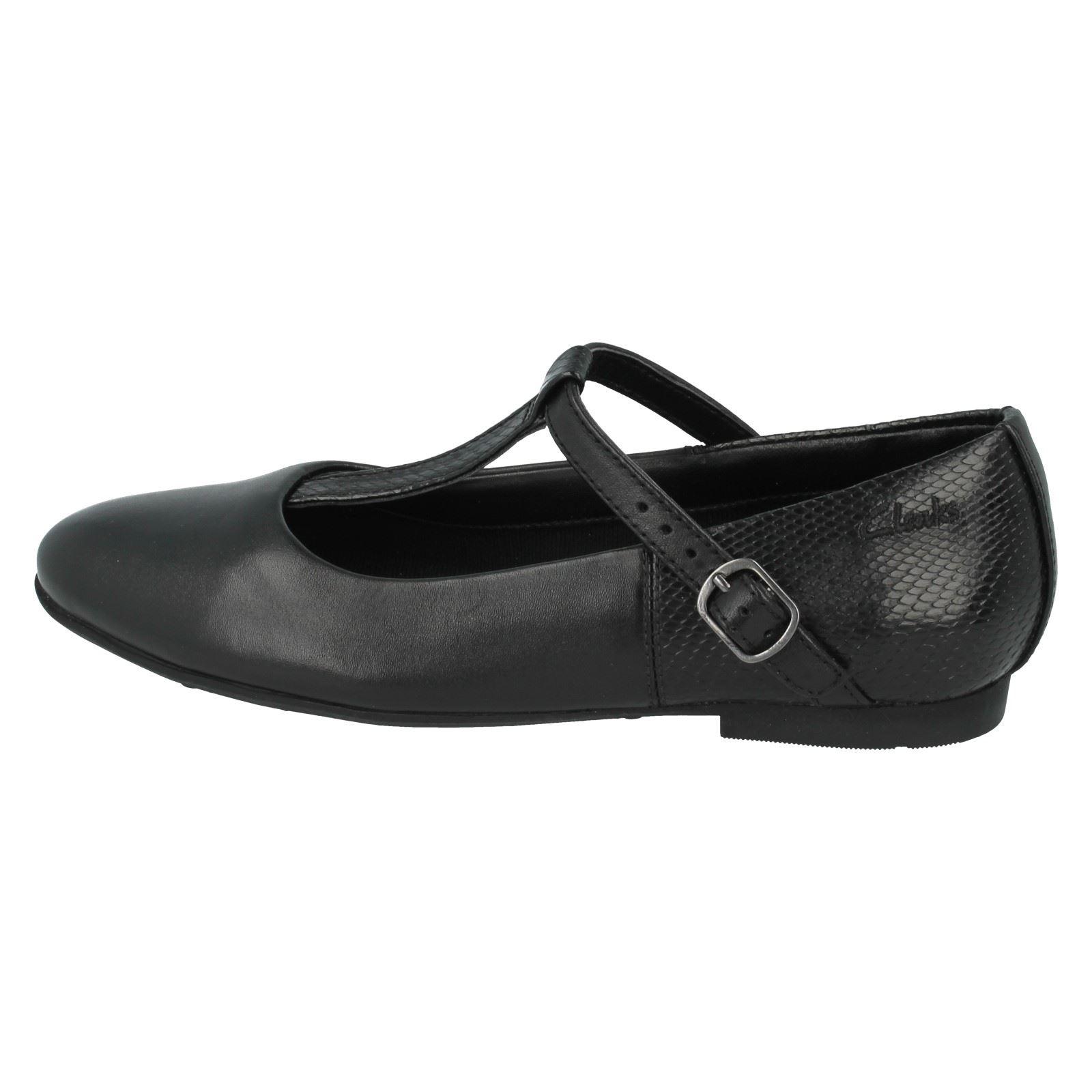 Chicas Clarks Zapatos Etiqueta Erica Lola