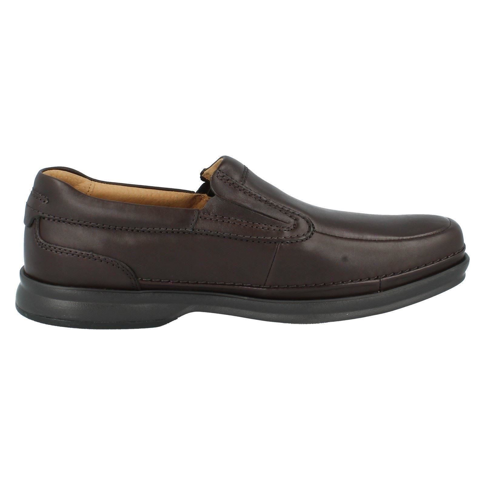Men's Shoes Clarks Formal Slip On Shoes Men's Style -  Scopic Step a76fc8