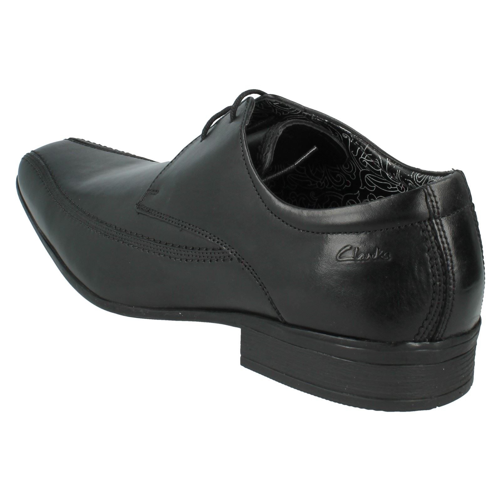 Para Hombre Clarks Clarks Hombre lazada formal Zapatos Baze día ebb731