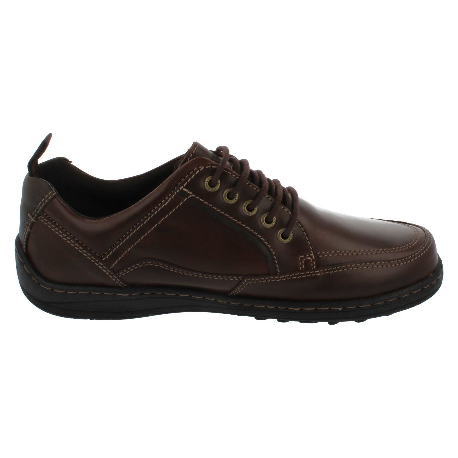 mens hush puppies lace up shoes style belfast oxford mt