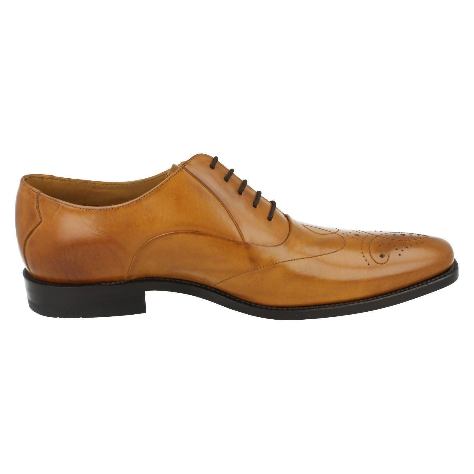 Mens Fitting Loake Formal Schuhes F Fitting Mens - Gunny 1259ab