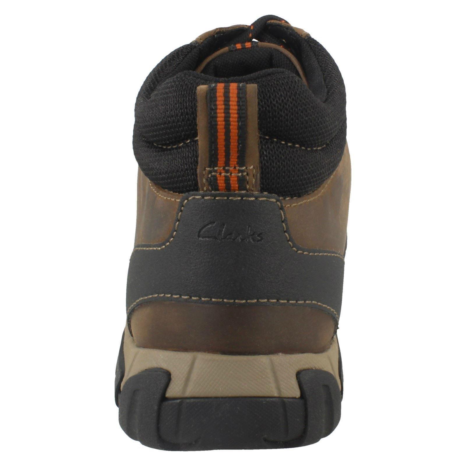 Botas al Tobillo Para Hombre casuales Clarks Clarks casuales Impermeable Etiqueta-Walbeck Top II 82545e