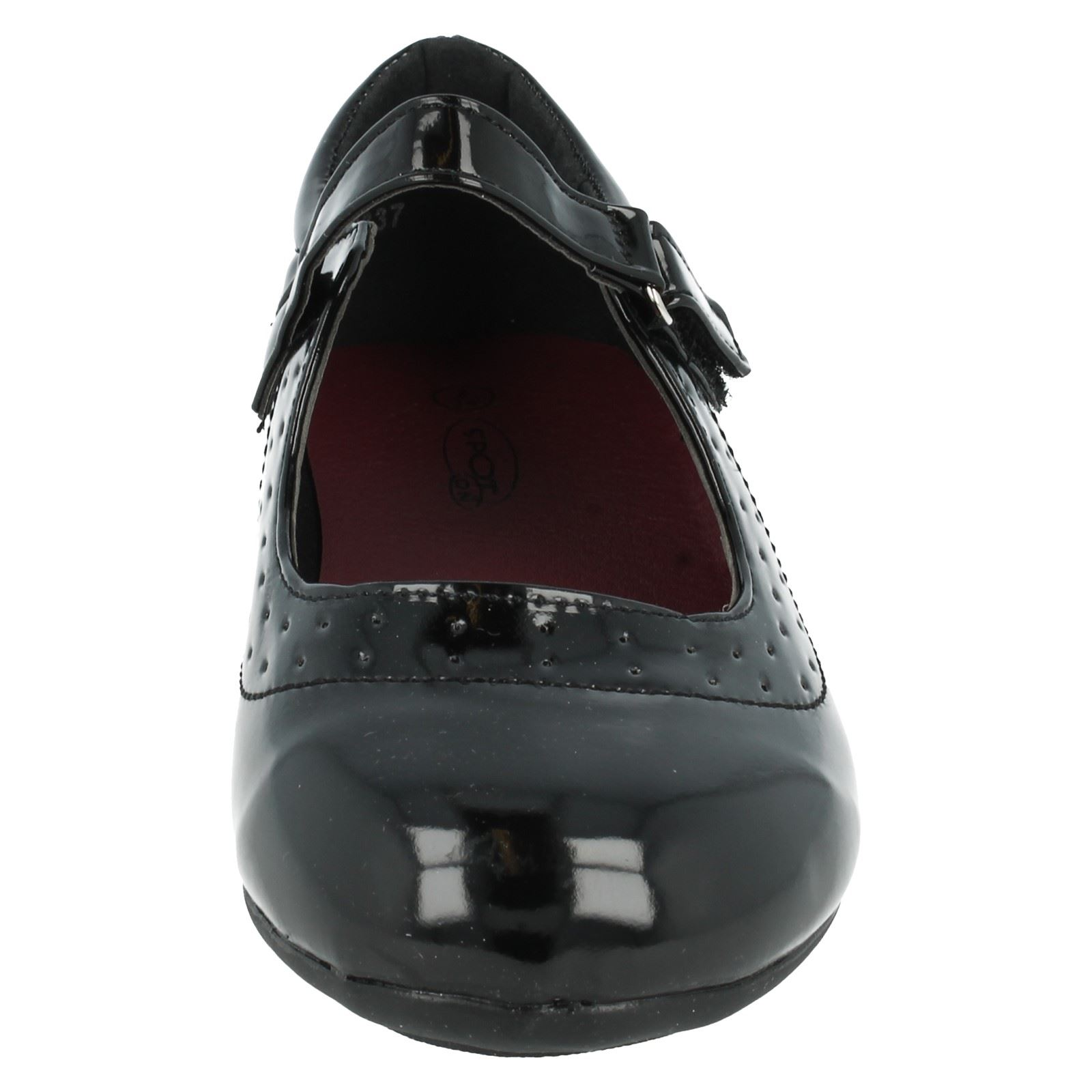Girls Spot On Shoes Style - H2337