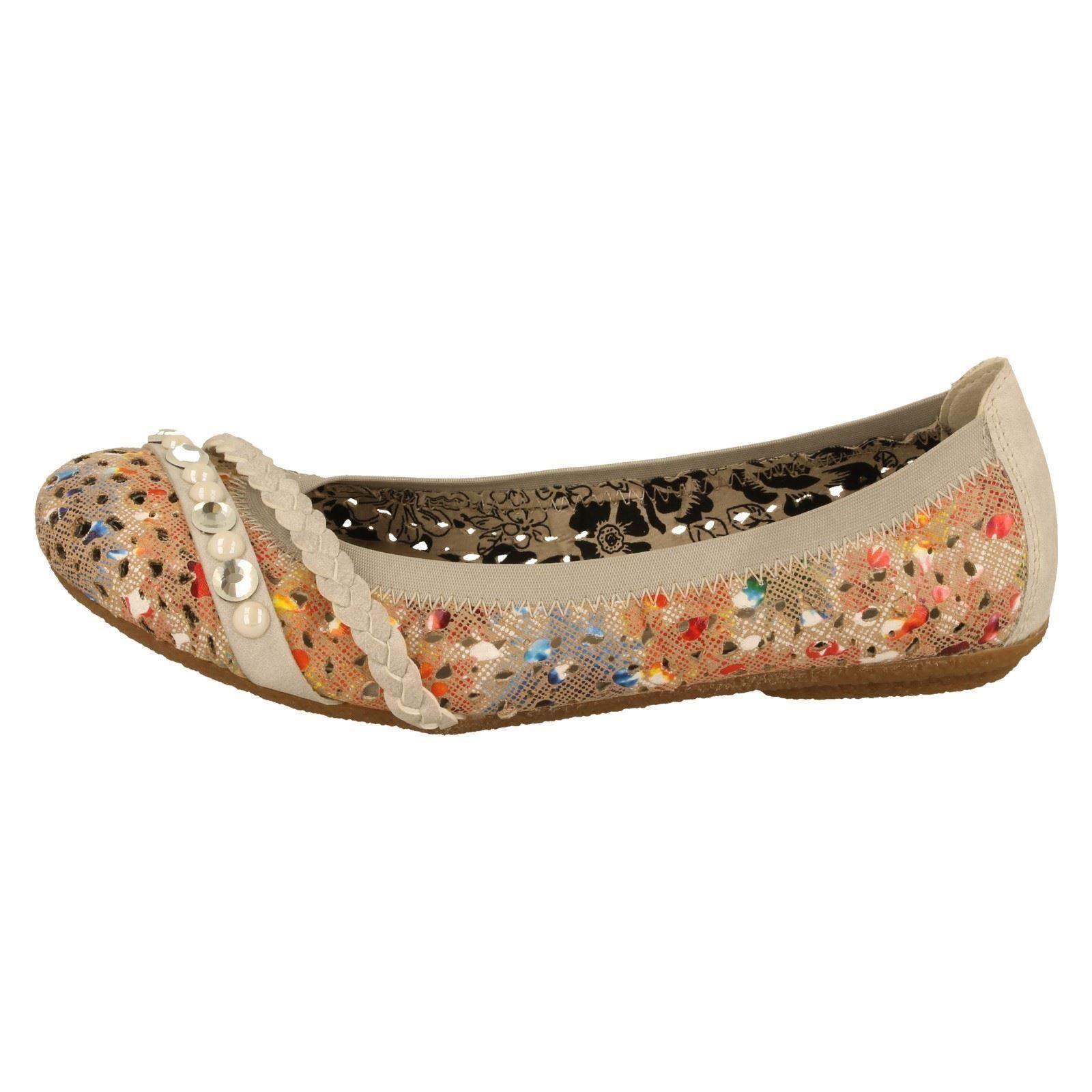 Scarpe Scarpe Scarpe da Donna Rieker lo stile 41458-W 5bf10a