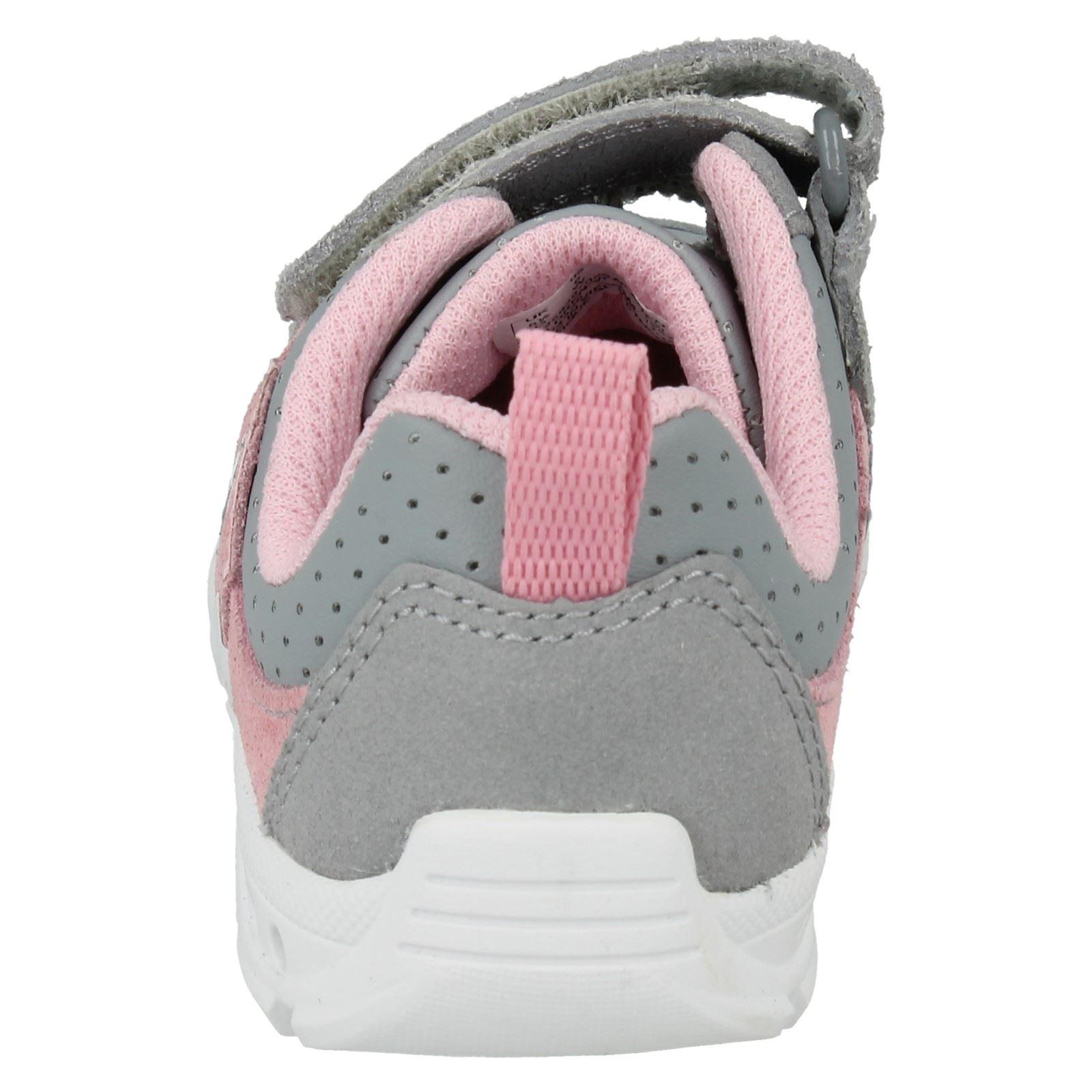 Chicas Clarks Primero Zapatos Estilo Brite Wizz Fst