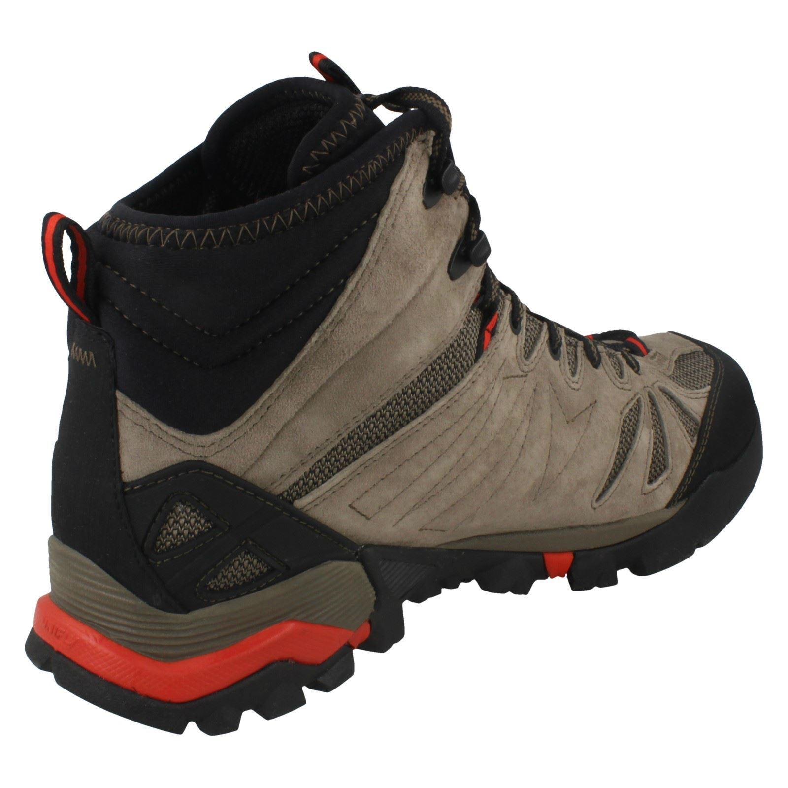 Herren Merrell Walking Stiefel Mid The Style Capra Mid Stiefel Gore-Tex e06a5a