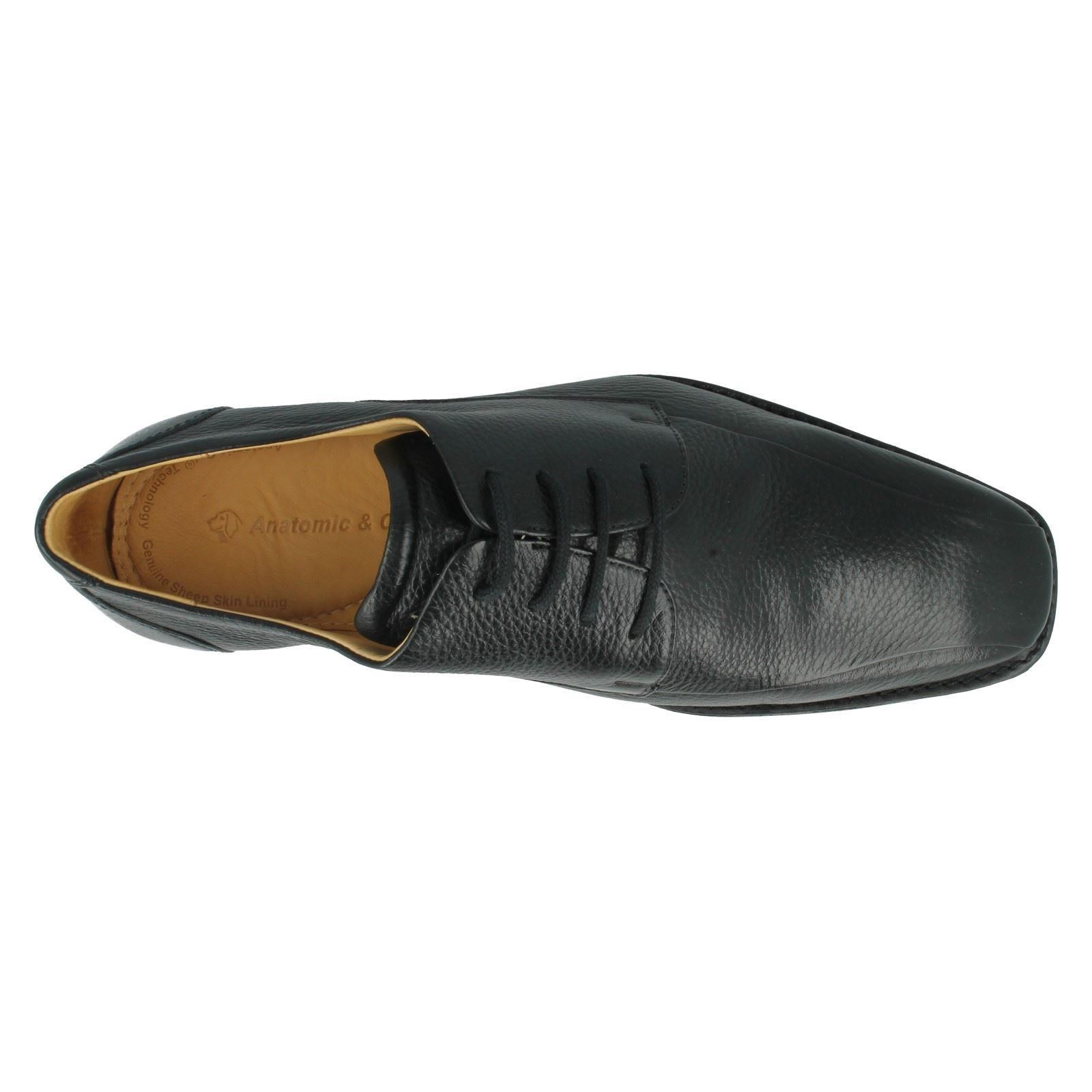 Mens Anatomic Style & Co Formal Leather Shoes the Style Anatomic - New Bonito 60673d