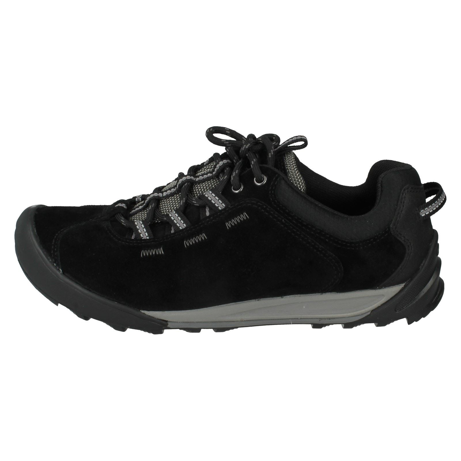 Ladies Clarks Style Outdoor Trainers Style Clarks - Outlay West 13c503
