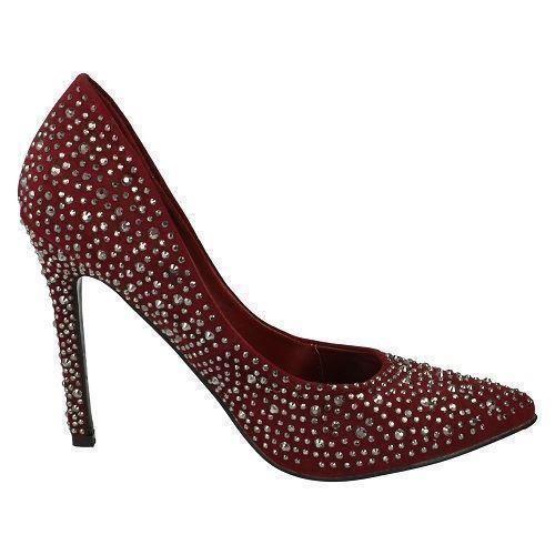 Damas Anne Michelle Tribunal Zapatos Diamante Noche L2218 ~ K