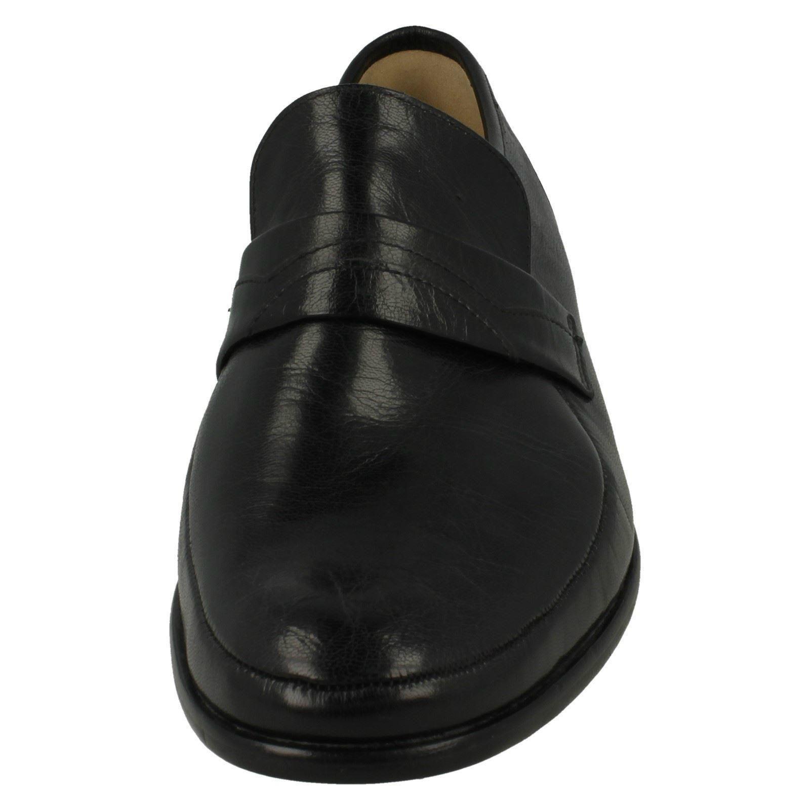 Mens Mens Mens Thomas Blunt 'Swindon 2' Formal Slip On Loafer Shoes ~ K aeeb7f
