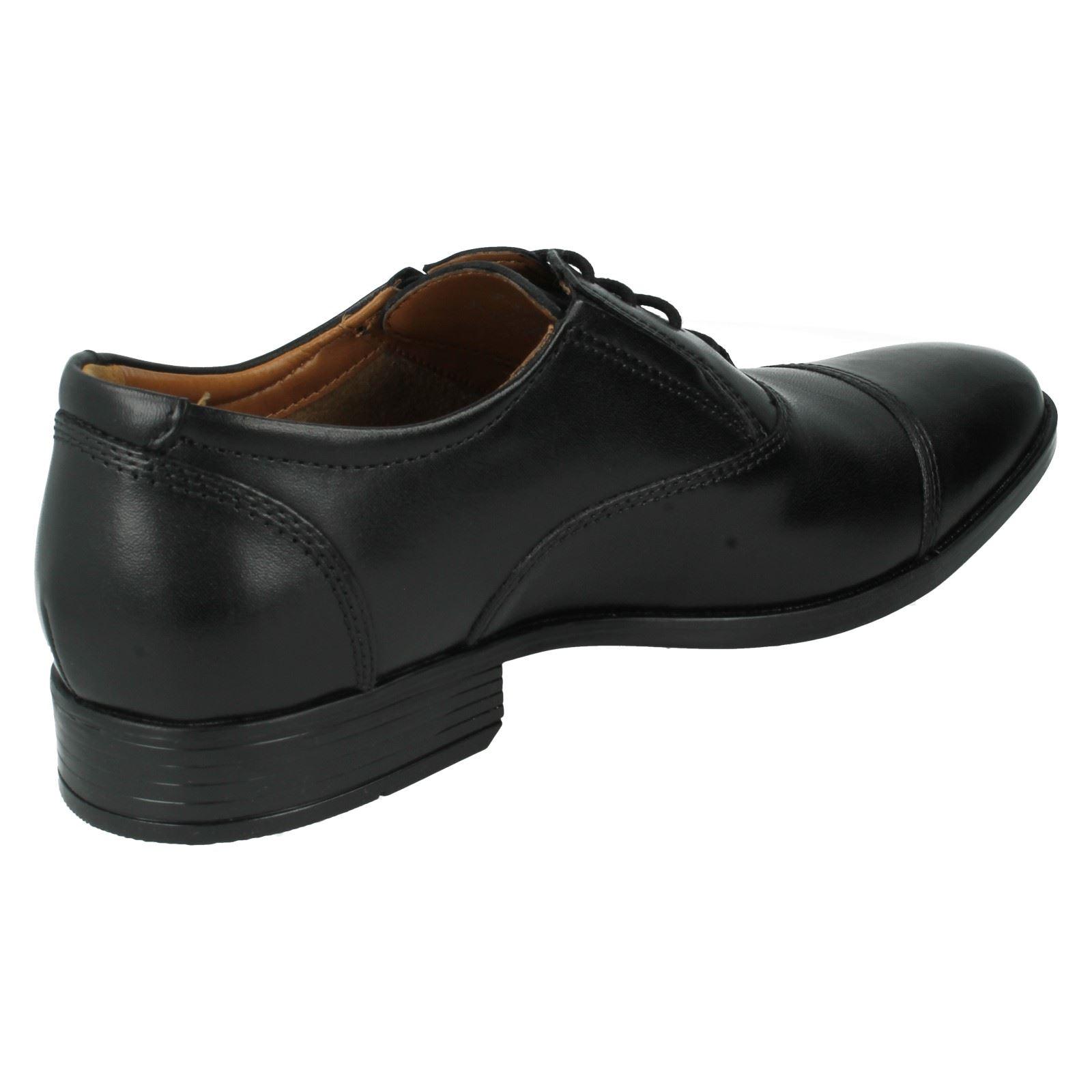 Mens Clarks  Formal Shoes Style -  Clarks Kalden Cap 3f0509