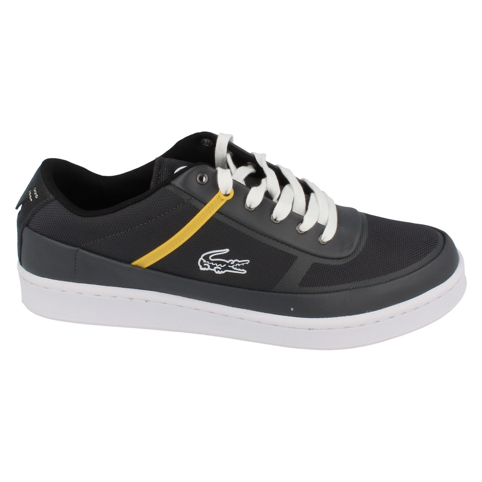 Lace  Herren Lacoste Lace  Up Trainers COURT LINE NWP SPM  N fd1954