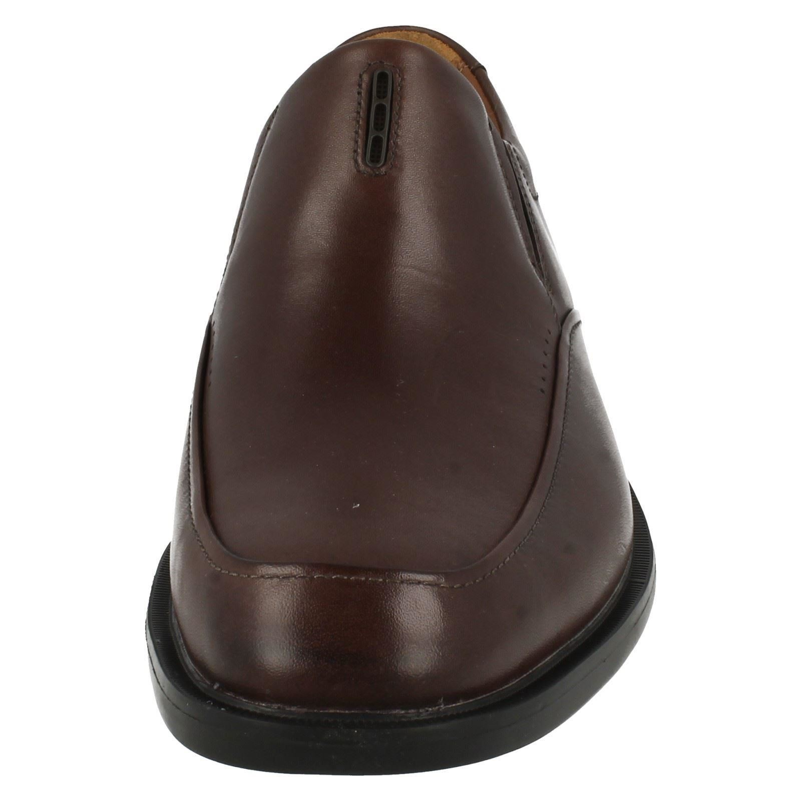 Men's Clarks Unstructured Formal Slip On Shoes Label - Unbizley Lane