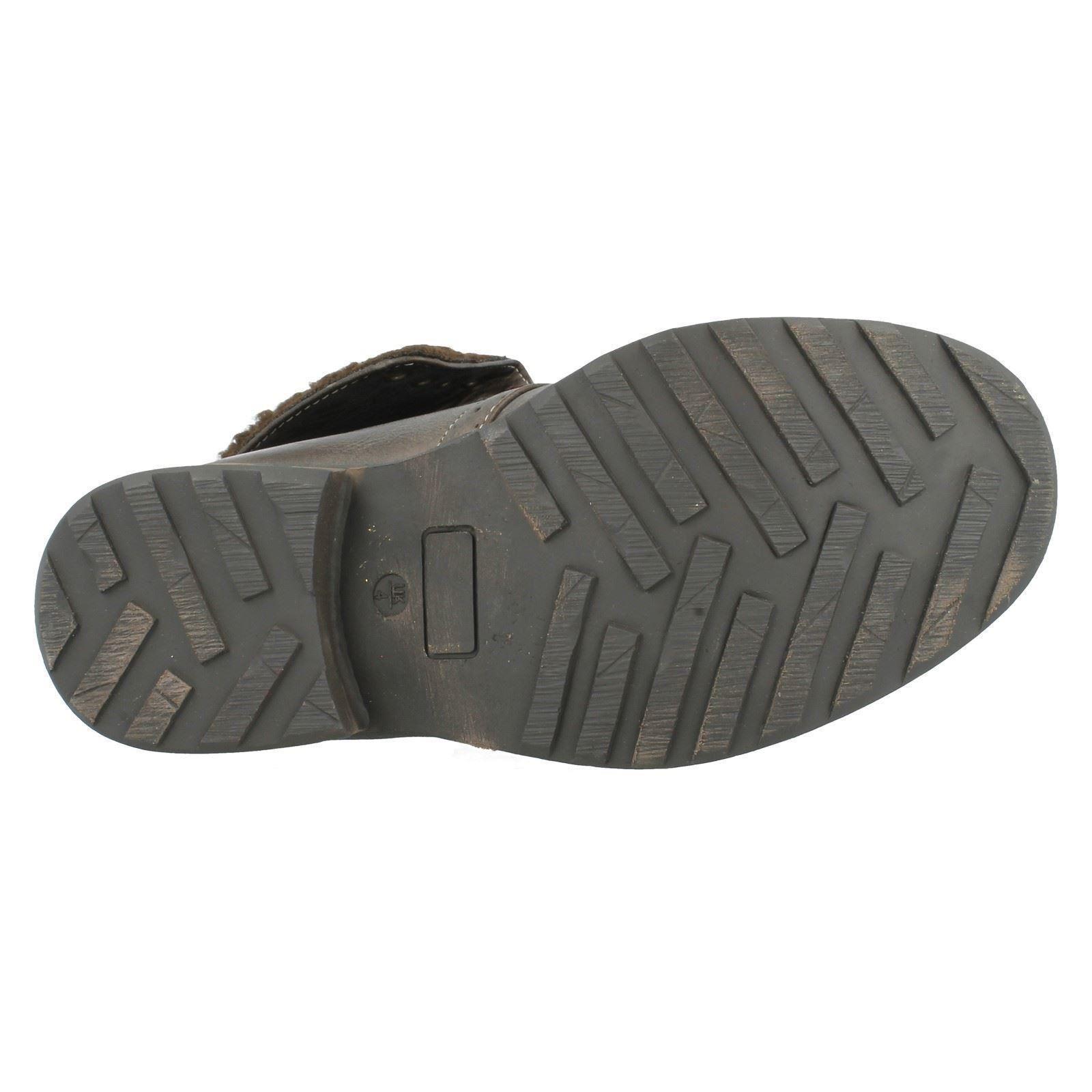 Boys Cutie Qt Ankle Boots Label N2014