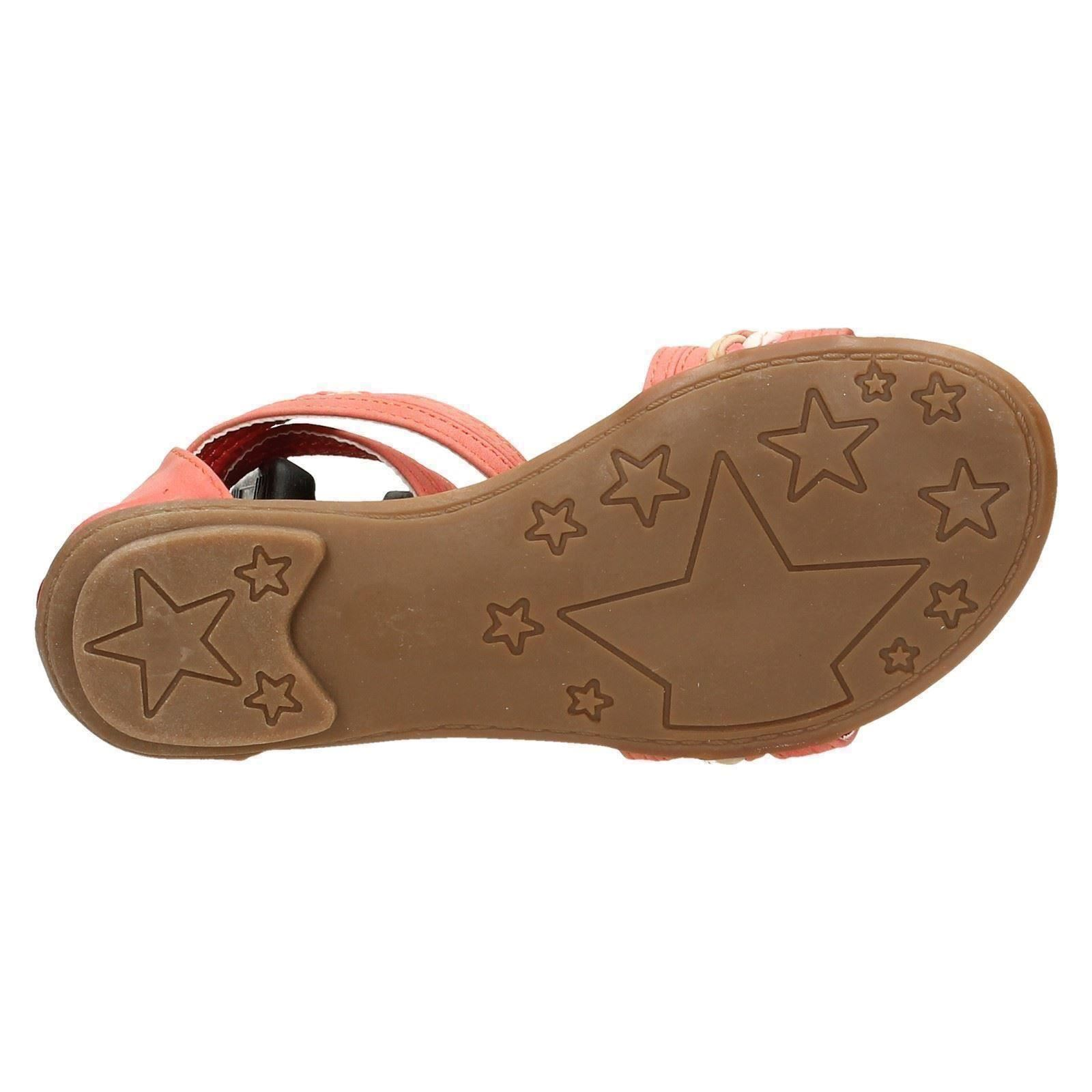 Girls Cutie Summer Sandals H0105 Style ~ K