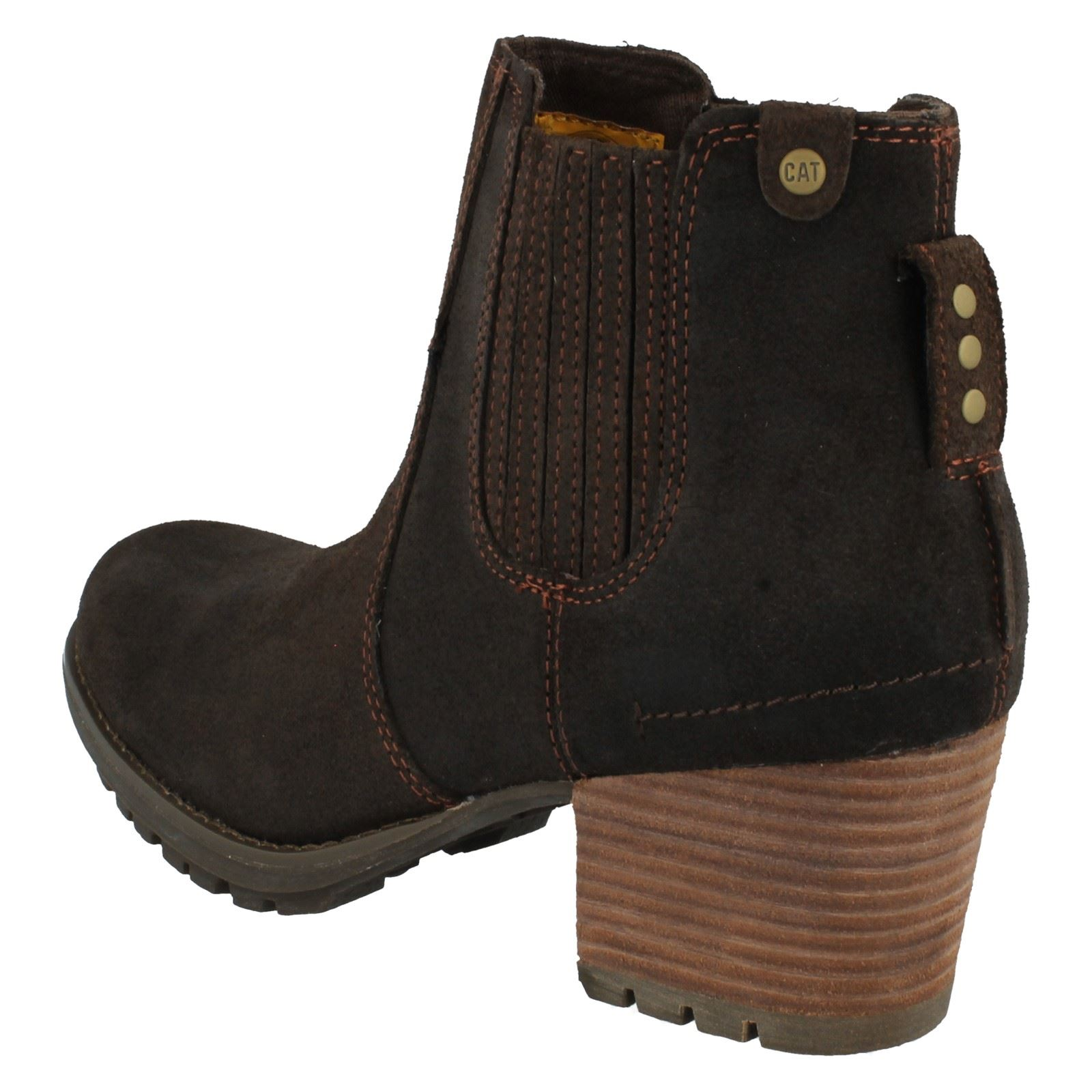 Womens Caterpillar Boots Style Style Style - Allison 8745a4
