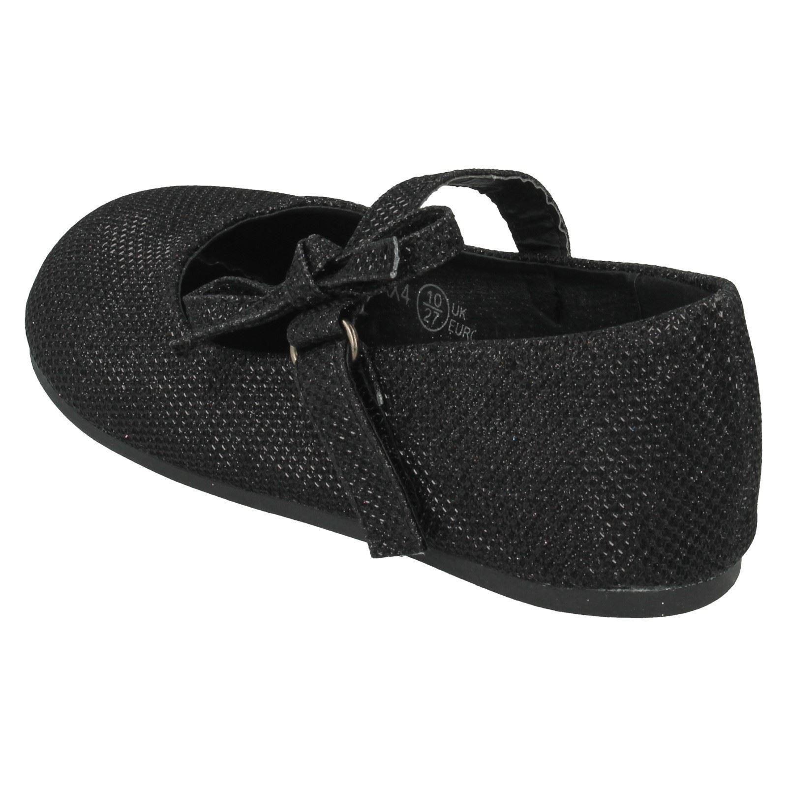 Girls In situ en los zapatos con detalle de moño Etiqueta h2304