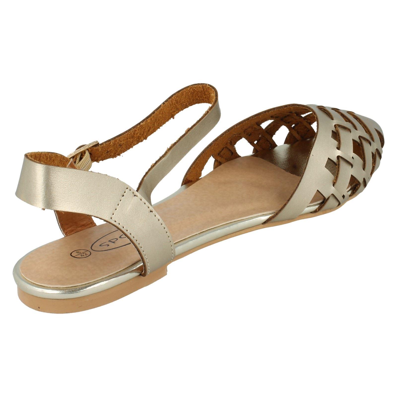 damen synthetisch sommer sandalen spot on style f0956 ebay. Black Bedroom Furniture Sets. Home Design Ideas