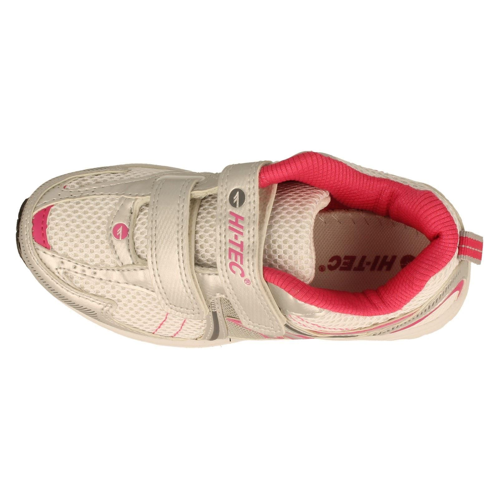 Girls Hi-Tec Trainers Fulcrum EZ JRG -W