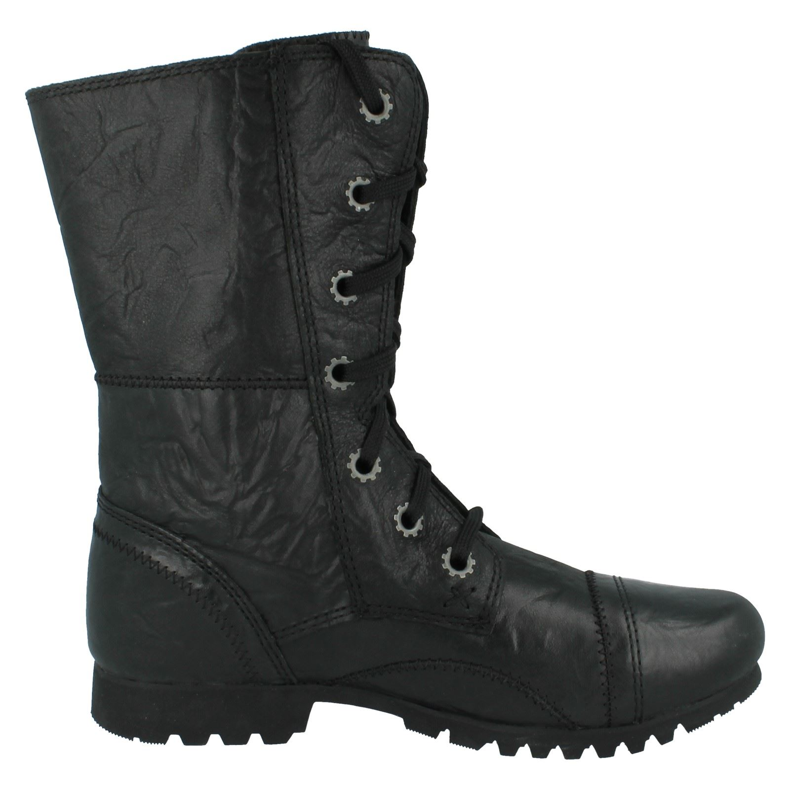 Damenschuhe Caterpillar Stiefel Style The Style Stiefel - Jane b96426