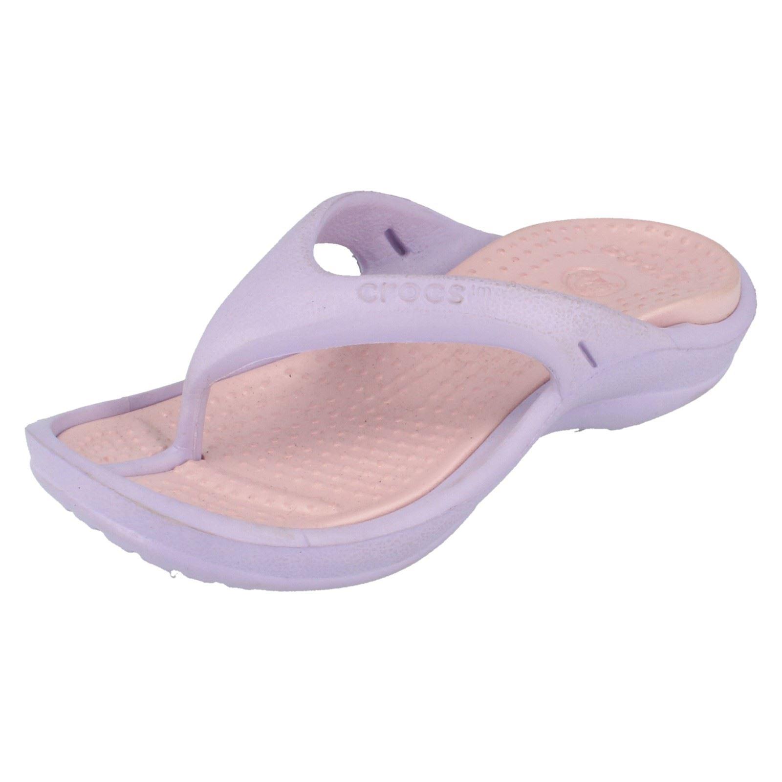 Kinder Crocs Sandalen 'Athènes' Zehensteg ~ K