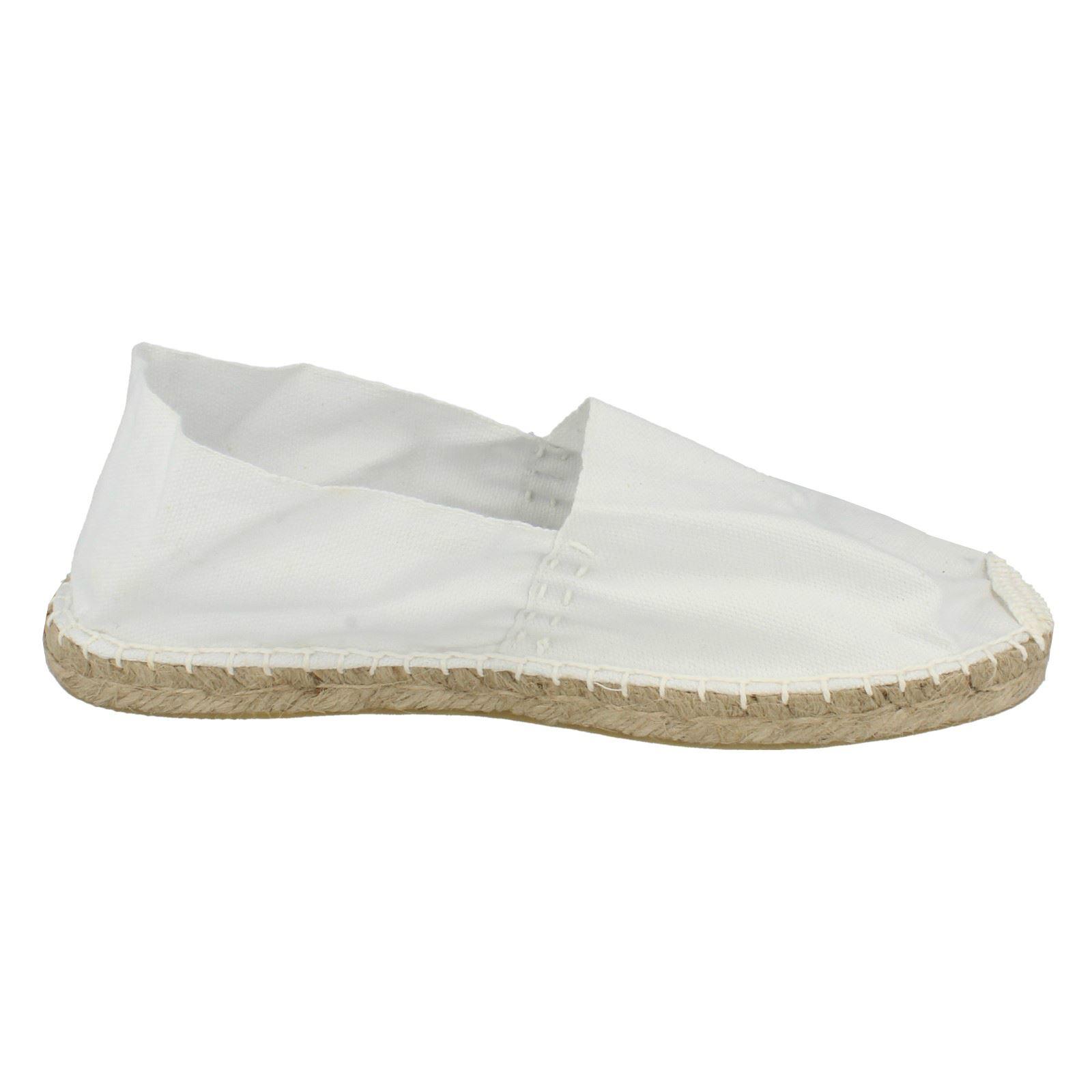 Damas Spot on Slip On Informal Zapato Zapatos F2083-D