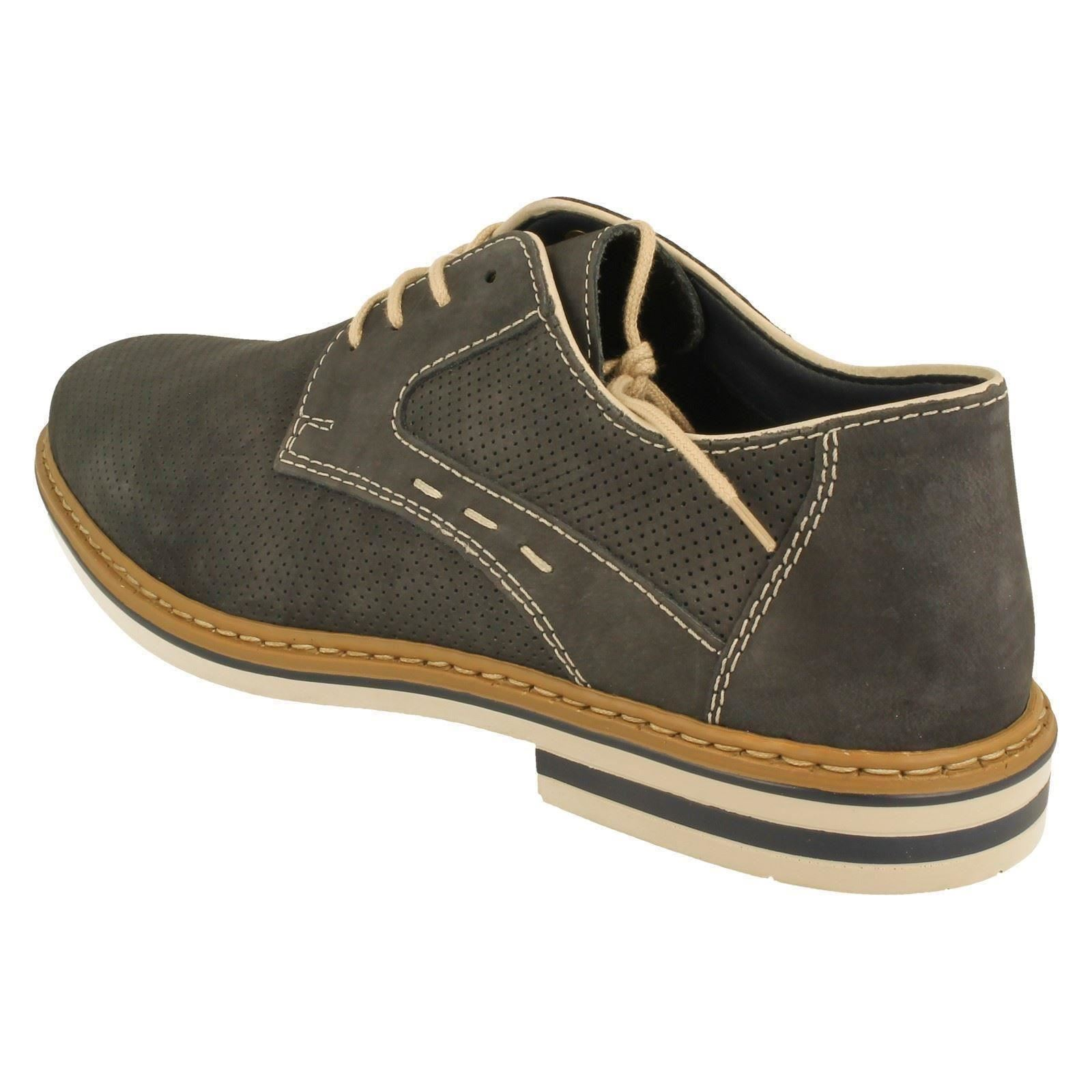 B1435-W Uomo Rieker Schuhes Label B1435-W  3bd831