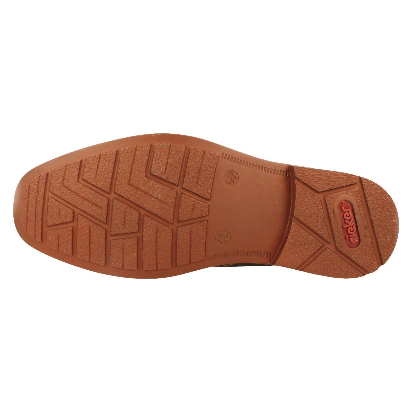 Botas al tobillo para Hombre Rieker estilo estilo Rieker F1210-W 237a12
