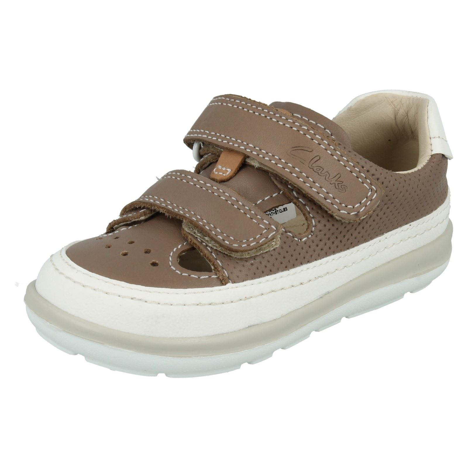Boys Clarks First Shoes Style - Softly Boy