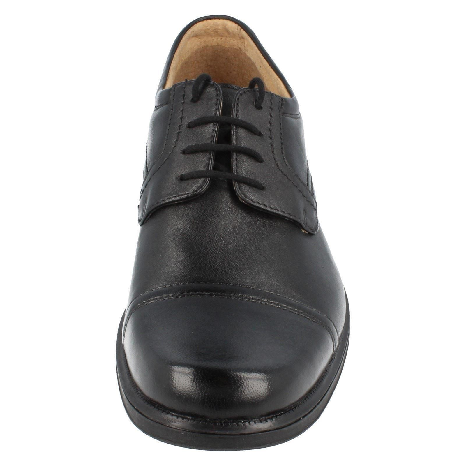Mens Clarks Lace Up Shoe Label Hoist Cap ~ N