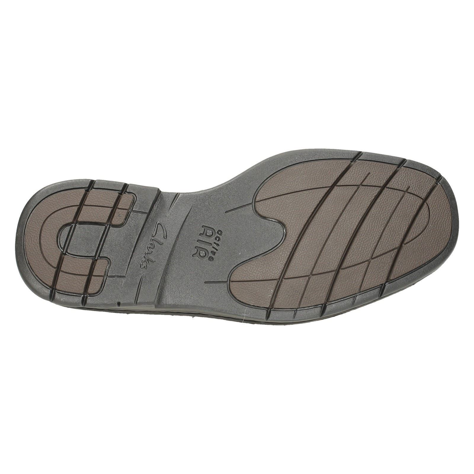 Mens Clarks 'Salute Free' ~ Wide Fit Shoes Style ~ Free' K fbed67