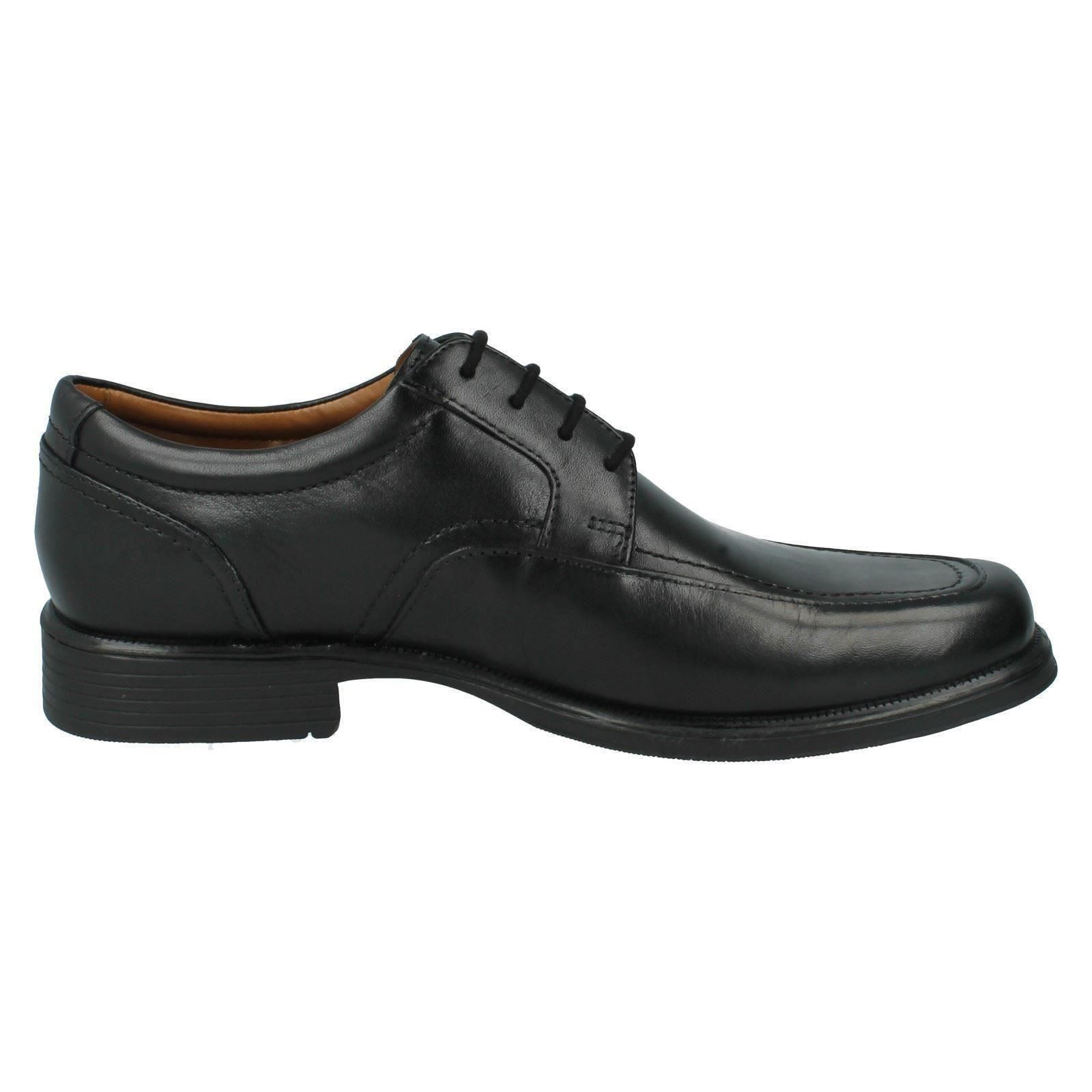 Para Hombre Hombre Para Clarks lazada Zapatos Estilo-huckley Primavera 06dbd5