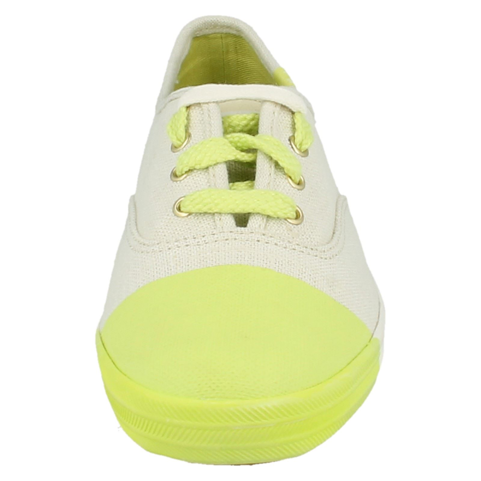 Canvas Womens Natural Keds Dip Ch lime Style P4z5xw4qr