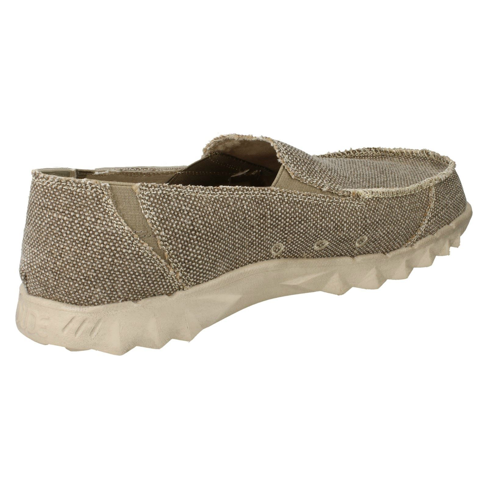 Mens Hey Dude Braided Slip On Shoe Style Farty Braided Dude ~ N 1ff25e