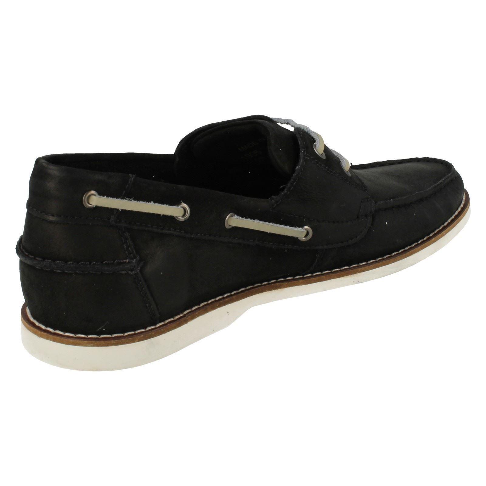 Men's Anatomic & Co Casual Yago Lace Up Deck Shoes Yago Casual 191905 Vintage 7d9773