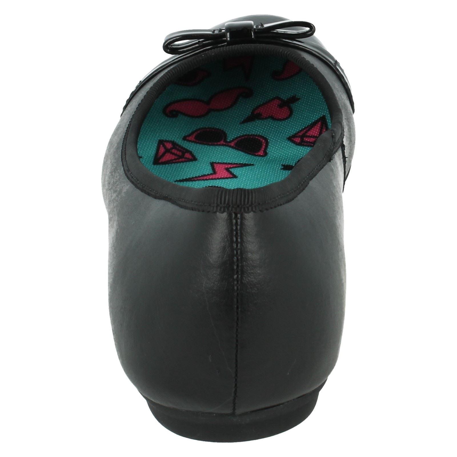 Zapatos de chicas Bootleg Escuela tizz Fizz