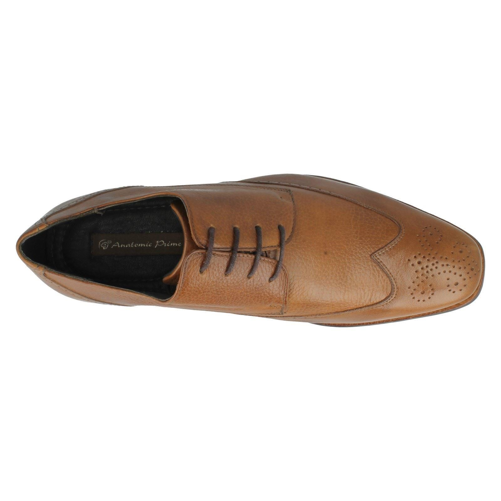 Mens Anatomic & Co Prime 'Guara' Lace Up Schuhes Label  K