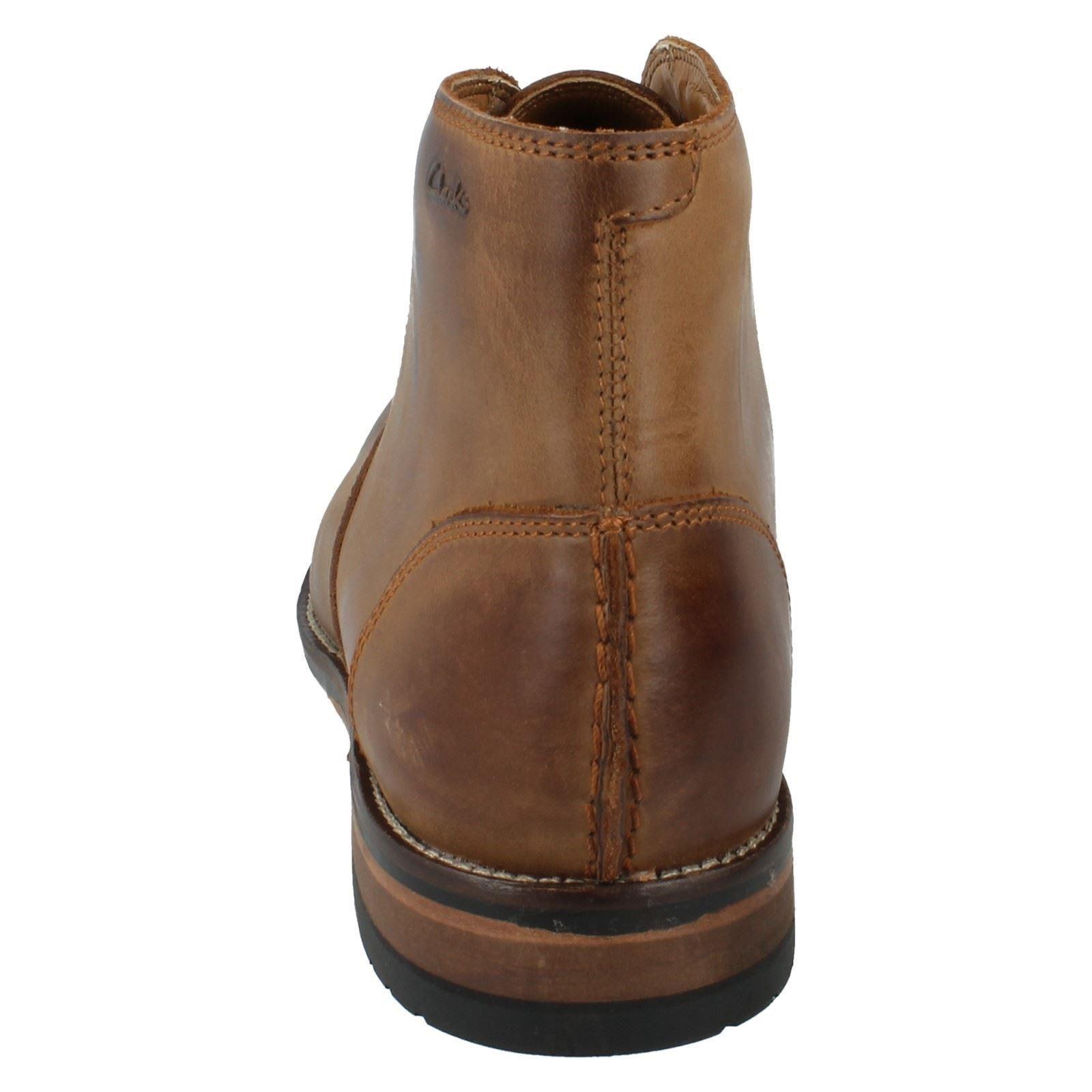 Messieurs / Dames MEN'S Clarks Smart Bottines Label-exton Up apparence vente en ligne Belle apparence Up Excellente fonction d8c203