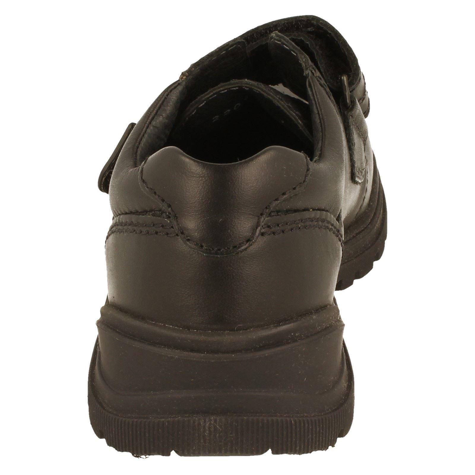Chicos START Rite Escuela Zapatos Etiqueta Campbell-W