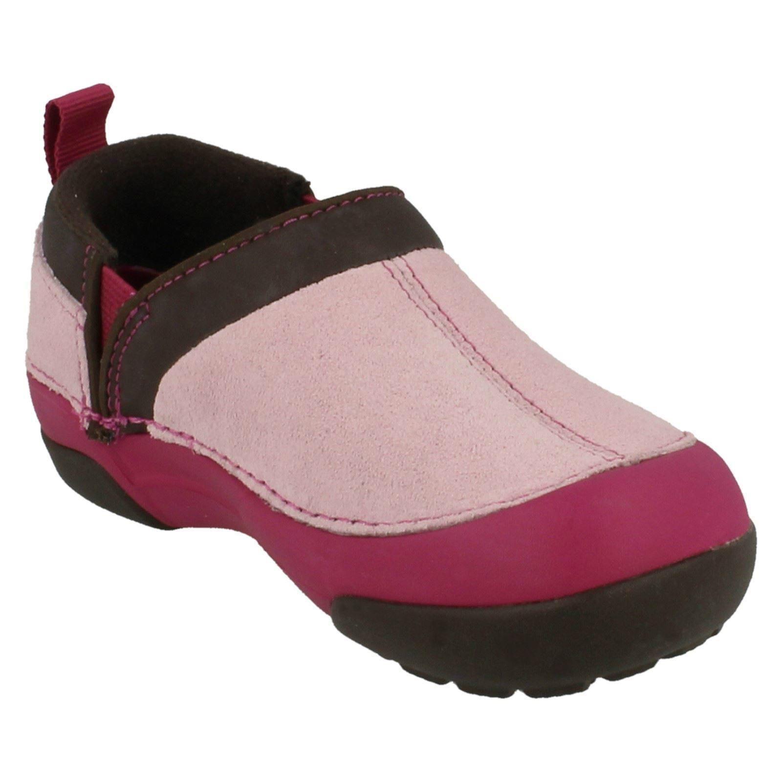 Niñas Crocs Slip On Zapato astucia Cameron Kids ~ N