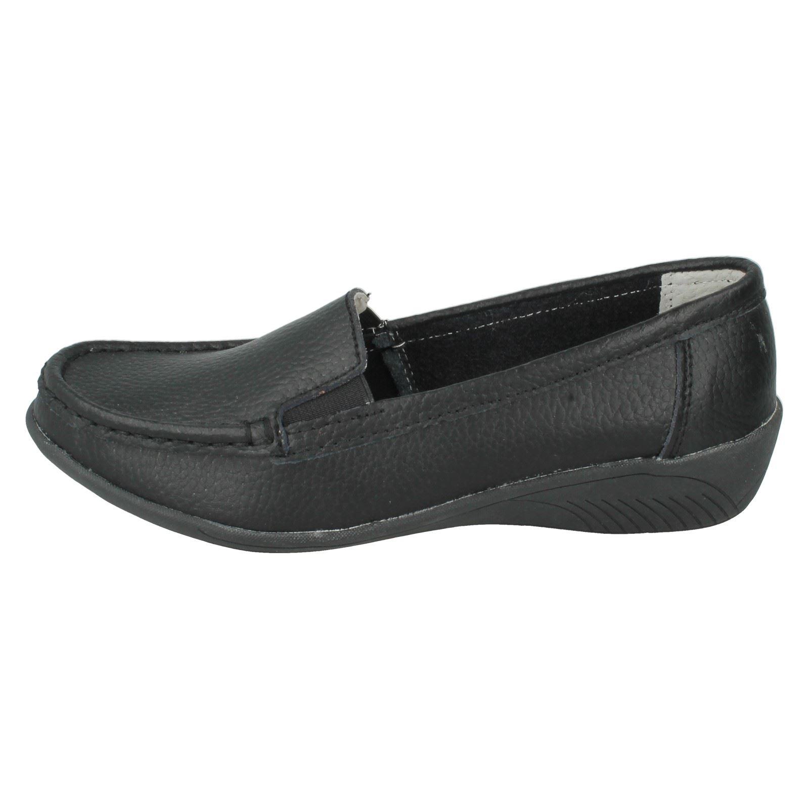 Damen Eaze Flache Schuhe F3092