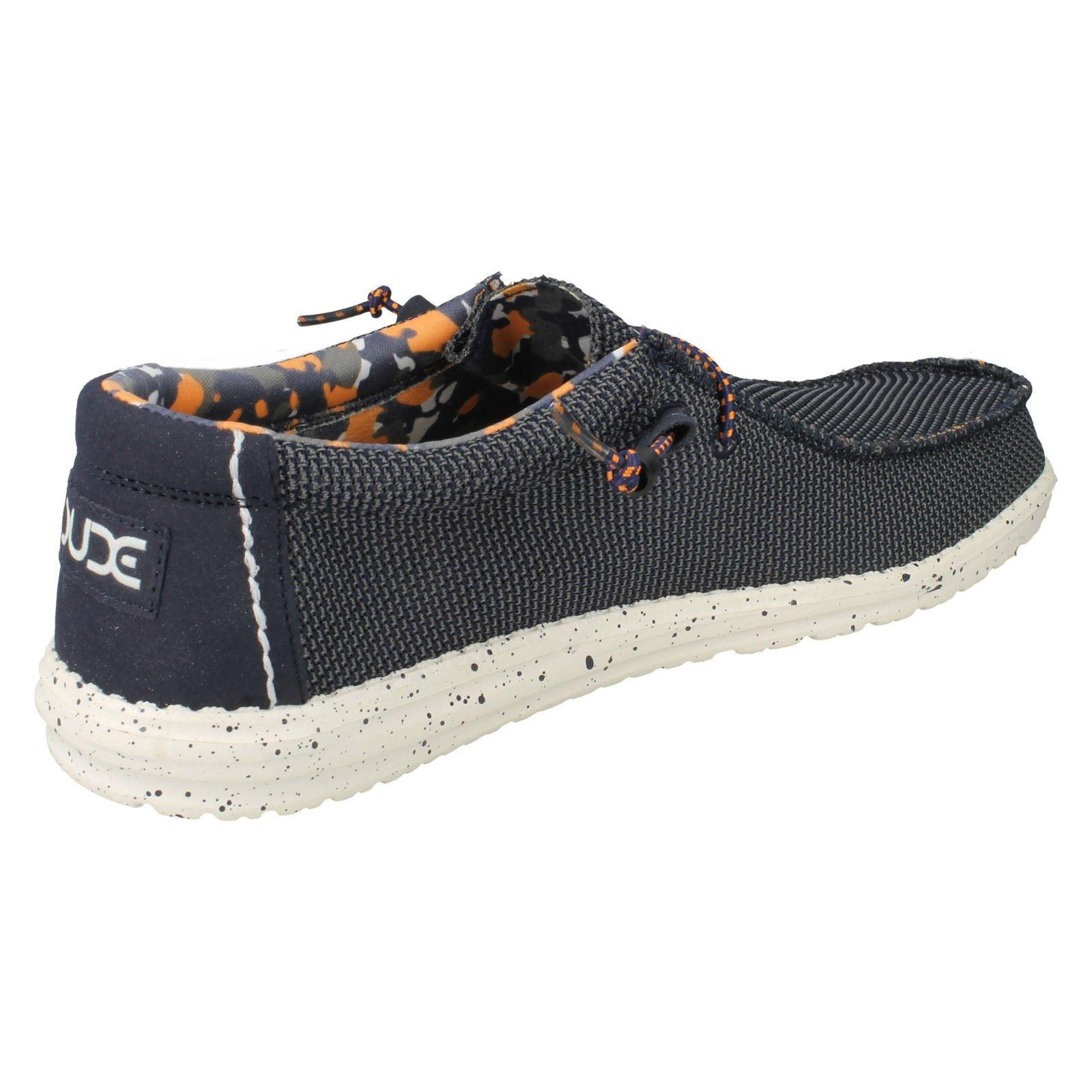 Mens Dude Hey Dude Mens Casual Shoes Wally Sox 333d1f