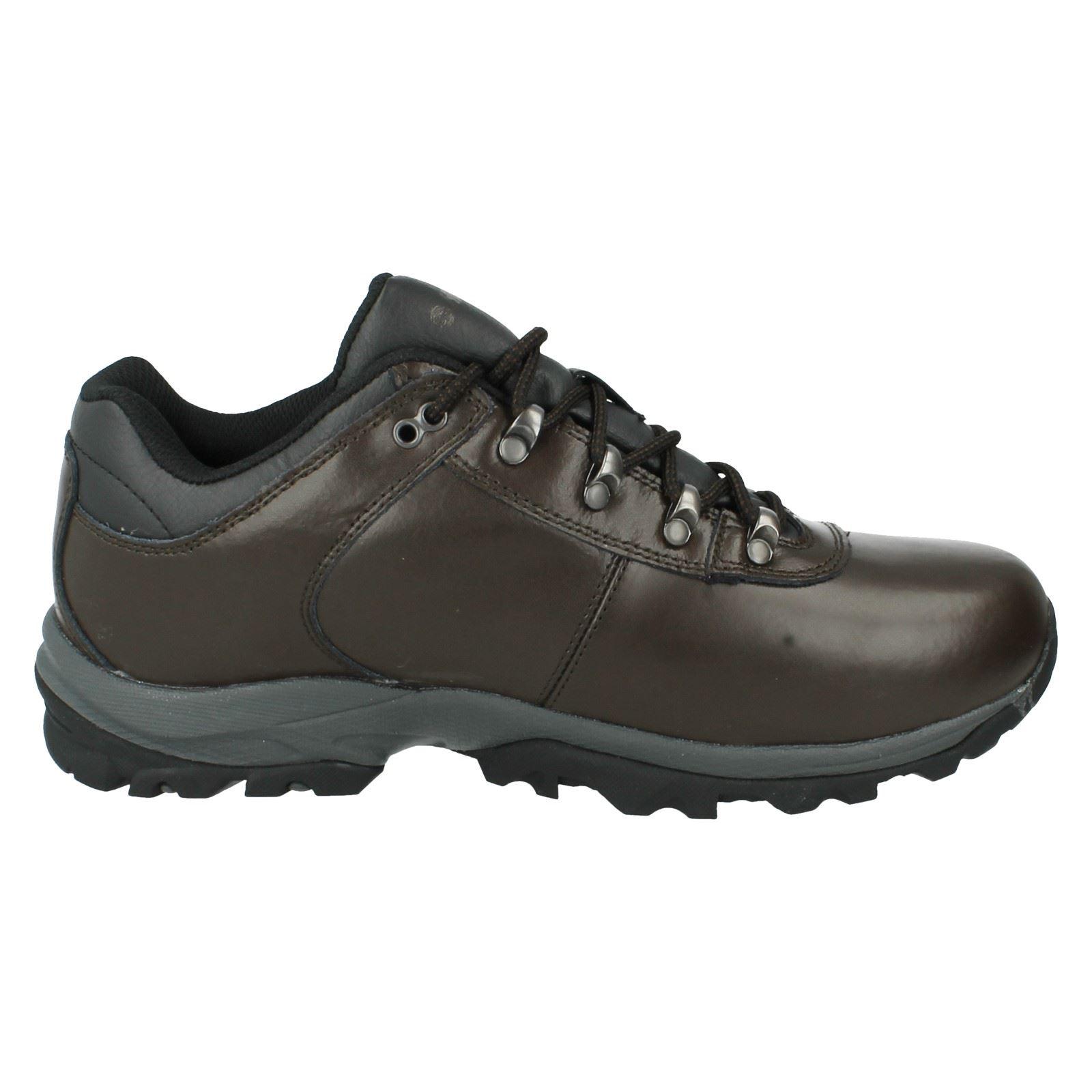 Mens Hi-Tec Casual Shoes Label Label Label Eurotrek II Low e05b74
