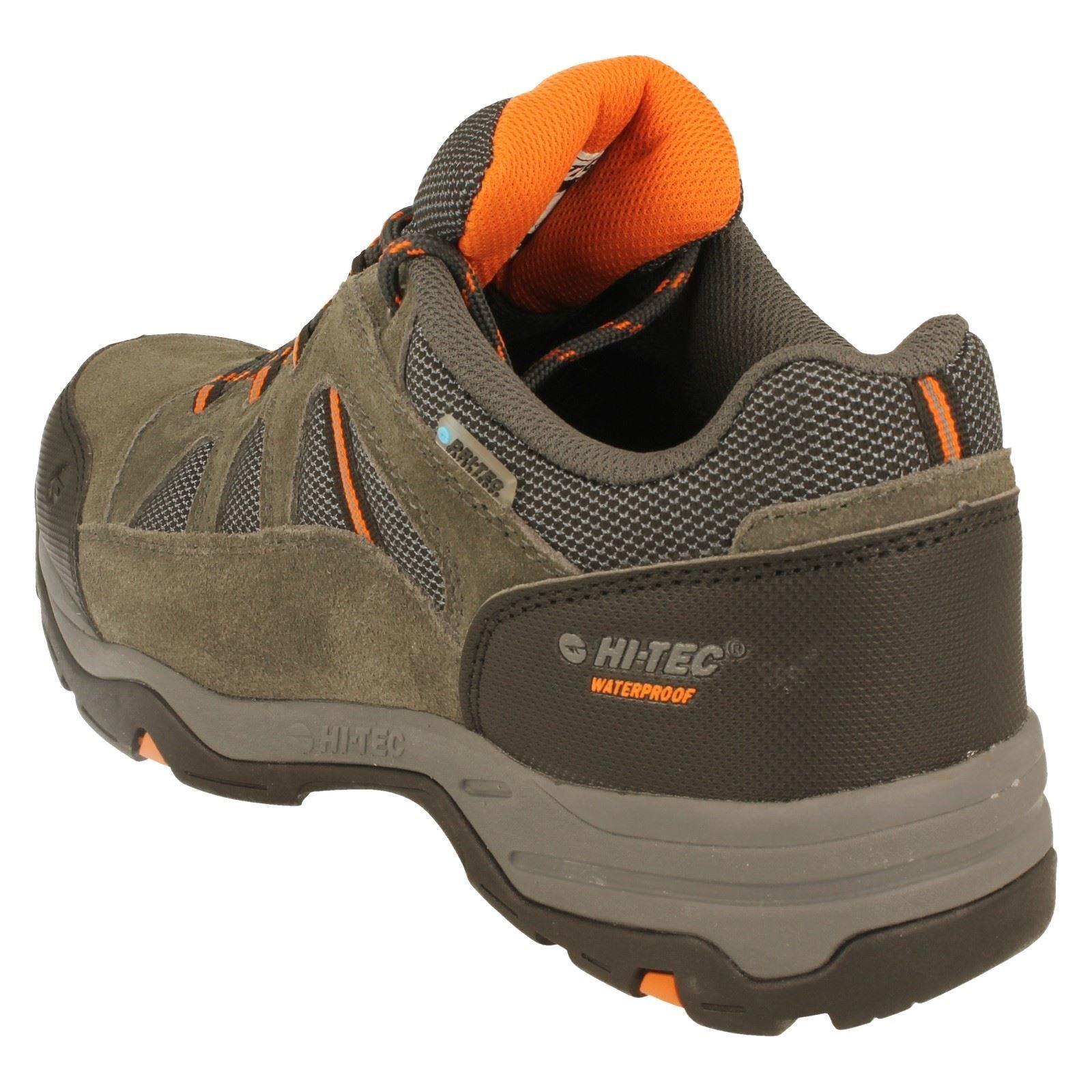 Mens Hi-Tec Walking Low Schuhes Style Bandera II Low Walking WP -W c7c29b