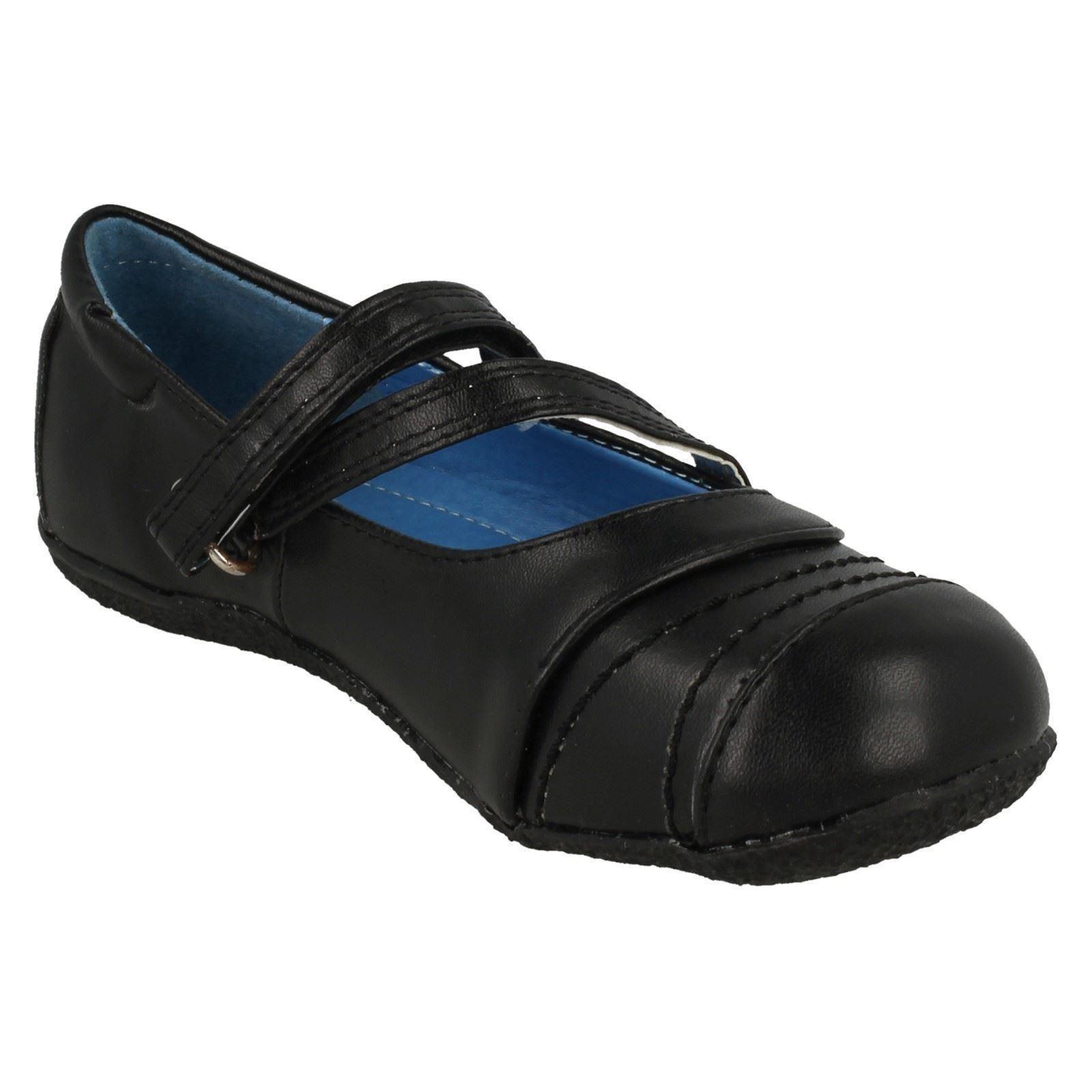 Niñas Spot on H2119 Inteligente Escuela Zapatos Estilo ~ K