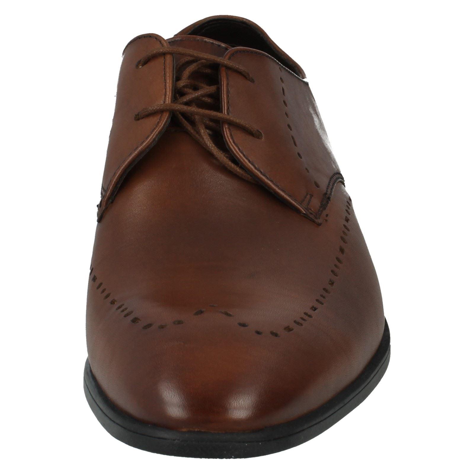 Men's Clarks Formal Lace Up Shoes Limit The Style - Bampton Limit Shoes cec754
